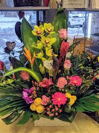 secret garden florist in mississauga fresh flowers cut flowers flower bouquets flower arrangements dish garden flowers