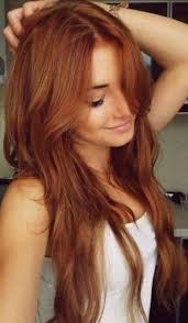 What Color Is Light Auburn Hair