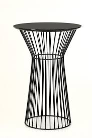 wire furniture. Black Wire Bar Table Furniture