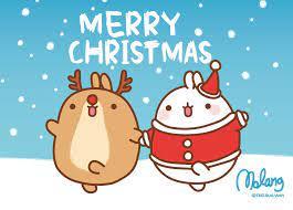 Christmas Kawaii Wallpapers - Top Free ...