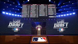 players in Day 2 of 2021 MLB Draft