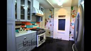 Wallpaper Kitchen New Kitchen Wallpapers Ideas Youtube