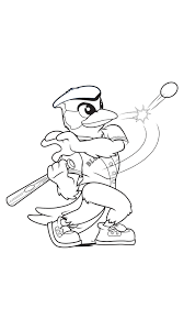 Small Picture Toronto Blue Jays Logo Coloring Pages Image Gallery HCPR
