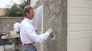 Teaching Instructions For Stucco Textures Finishes And Or Patterns - Exterior stucco finishes