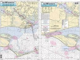 Captain Segull Chart No Ab333 Apalachicola Bay River Fl