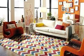 area rugs bright color unique colorful throw colors