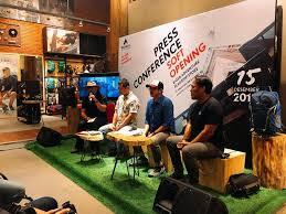 What hotels are near eiger store? Eiger Buka Flagship Store Baru Di Radio Dalam Jakarta Selatan