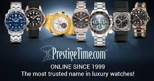 PrestigeTime Discounted <b>Luxury Watches</b> for Men & <b>Women</b>
