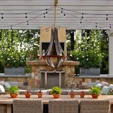industrial lighting for home. Industrial Lighting Doesn\u0027t Need To Remain Inside The House. You Can Bring  That Same Style An Outdoor Space, Even If It Have Other Industrial For Home O