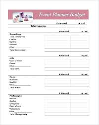 Party Planner Spreadsheet Event Planning Template Excel Event Planning Spreadsheet Example