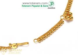 22k gold baby waist chain 235 gmt003 this latest indian gold jewelry