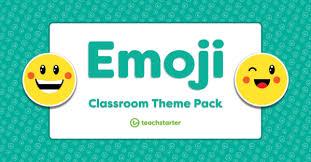 Green Emoji Happy Birthday Chart Teaching Resource Teach