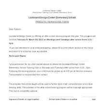 School Field Trip Permission Form Template Field Trip Authorization Form Vbhotels Co