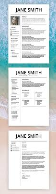 Best 25+ Resume templates ideas on Pinterest | Cv template, Layout ...