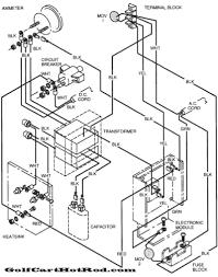 club car precedent wiring diagram and best of printable 36 volt 1987 club car wiring diagram at Club Car Wiring Diagram 36 Volt