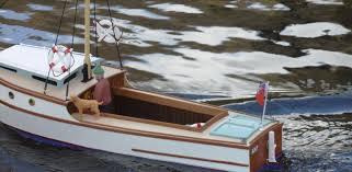 Vic Smeed Designs Vic Smeeds Mistral Ians Model Boats