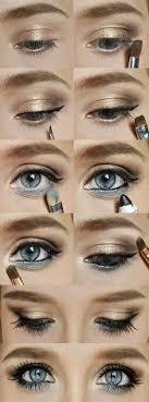 victoria secret makeup tutorial for blue eyes