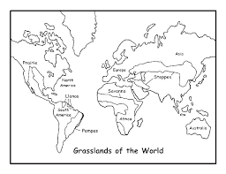 Free Printable Map Coloring Pages Free Printable World Map Coloring