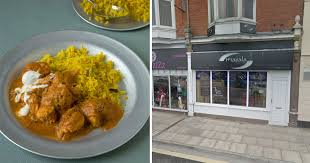 Curries Door Code Chart Indian Restaurant Fined For Selling Nut Free Korma With