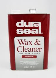 dura seal wax and cleaner for wood flooring neutral gallon chicago hardwood flooring