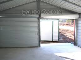 8x8 garage doorMetal Garages  Steel Buildings  Steel Garage Plans