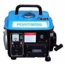 fortress fpgg950 portable generator 950w blue