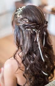 Photo Coiffure Tresse Cote Mariage Coiffure Cheveux Long