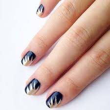 Easy Nail Art Designs At Home Nail Art Design At Home Decor Easy ...