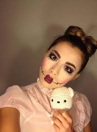25 best ideas about scary doll makeup on doll makeup voodoo makeup and creepy doll costume