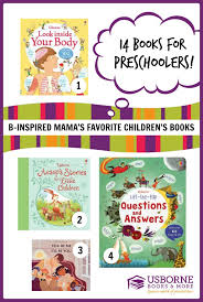 book source usborne bookore 14 favorite children s books for preers at b inspired mama