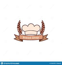 Fresh Bakery And Dessert Logo Sign Emblem Flat Vector Design
