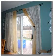 door curtain ideas sliding glass door s ideas org with entry door curtain ideas