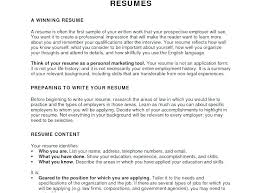 Sample General Objective For Resume Sample Job Objectives Resume Cocinacolibri Com