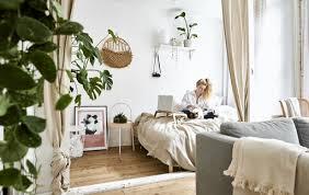 Gallery ba nursery teen room furniture free Home Visit Oneroom Living In The City Stodarts Ikea Ideas