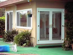 image of sliding glass door replacement french door