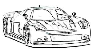 Free Printable Race Car Colouring Pages Racing Cars Coloring Sport