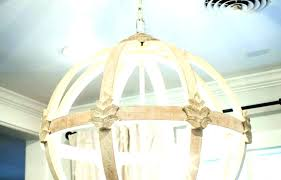 beaded globe chandelier large wood chandelier distressed white size of chandeliers design awesome country lighting globe