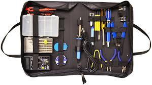 tool kits robotshop tk 1500 deluxe 32 piece technician tool kit