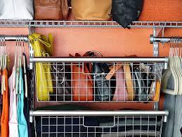 rubbermaid configurations closet organizer basket