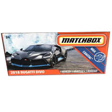 Mostrando coches de matchbox producidos en 2020. 2021 Matchbox Cars 2018 Bugatti Divo 1 64 Metal Diecast Collection Alloy Model Car Toys Best Deal A5d9 Cicig