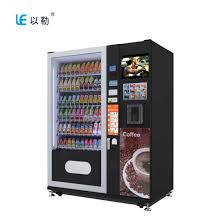 Biggest Vending Machine Manufacturer Inspiration China Professional Cold Drink Snack And Coffee Vending Machine LV