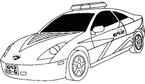 Small Picture Get This Online Police Car Coloring Pages 38730