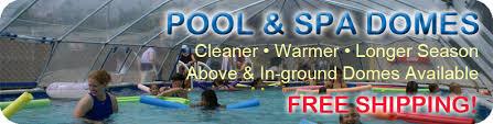 A 1 Pools Pool Domes