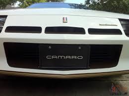 Chevrolet Camaro Berlinetta 2-Door 5.0L nut and bolt frame off ...