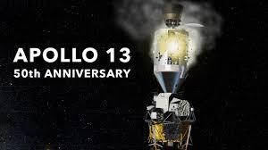 Apollo 13 50th anniversary - YouTube