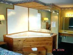 jetted bathtub shower combo bathroom whirlpool tub jetted bathtub shower