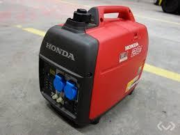 Buy HONDA Power plant Honda EU20i - 11 other generator by auction Sweden  Gothenburg, VW24386