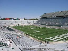 Spartan Stadium Mi View From Lower Level 19 Vivid Seats