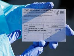 covid 19 vaccine pports are coming