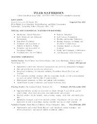 Resume Samples Education Stunning Ideas Early Childhood Education ...